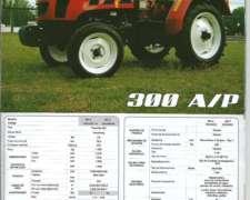 Tractores Hanomag 300a 2019 Precio Final