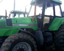 Agco Allis 6 220 Año 2007 Financiado