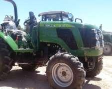 Tractor Agrícola Tipo John Deere Marca Chery con Techo 55 HP