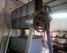 Mezcladora De Alimento Balanceado 1000kg/bach