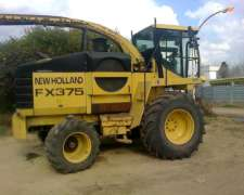 Picadora De Forrajes New Holland Fx 375