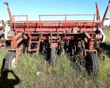 Sembradora Crucianelli 21 a 23 Doble Fertilización