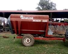 Mixers Apache 600 con Balanza