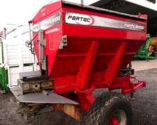 Fertilizadora Fertec 3000 Serie 3