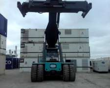 Reach Stacker SMV 4531 - Containers Llenos (NO Incluye Iva)