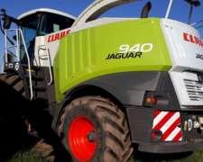 Picadora Claas Jaguar 940 - año 2011