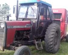 Massey Ferguson 1195 año 1984
