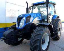 Tractor New Holland T6080 Origen Ingles