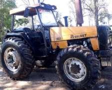 Valmet 1180 Mod 1998 4X4 con 3 Puntos