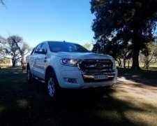 Ford Ranger XLT 4 X4 2016