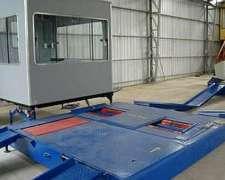Frenometro/frenometros, Rodillosl/brake Tester, Opacimetros.