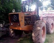 Tractor Zanello con Motor 1518