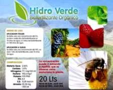 Biofertilizante Foliar Activador de Crecimiento