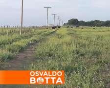 Santa Rosa, la Pampa: 343 Hectáreas Sobre Ruta 5