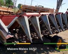 Cabezal Maicero Maizco, 10/52