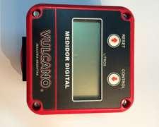 Cuenta Litros Digital Vulcano Mod. Pv 159