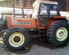 Tractor Fiat 140 90 Doble Tracción