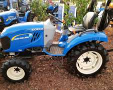 Tractor New Holland Boomer 25 Nuevo