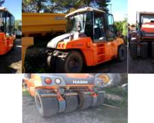 /rodillo Compactador Hamm GRW 280/16 - 3 Equipos Disponibles