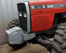 Tractor Massey Ferguson, 1615 S Doble Tracción