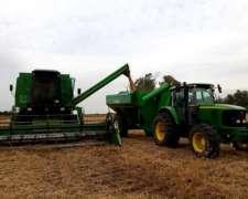 Agro Servicios (trilla, Siembra Y Pulverización)