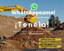 Excavadora a Oruga ME80 8tn con Aire 60hp Yanmar 0,30mts