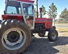 Tractor, Massey Ferguson 1615. año 1996.