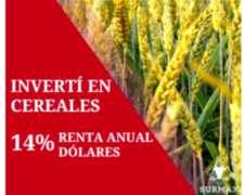 Fideicomiso Agrícola - Agropecuaria Surmax S.A.
