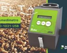 Humedímetro Higrómetros Delver HD1021 USB Nuevo