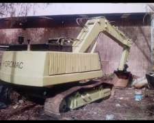 Excavadora Hydromac H180 Turbo