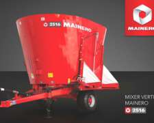 Mezcladores Distribuidores De Raciones 2516-2516 B - Mainero
