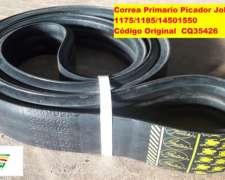 Correa Primario Picador Gates para J Deere