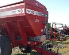 Fertilizadora Fertec Fertil 9000