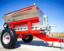 Fertilizadora Fertec 4500 De Acero Inoxidable.