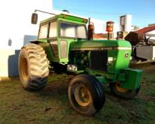 Tractor John Deere 3140 con Cabina
