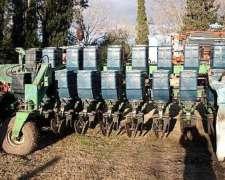 Sembradora Deutz Agroline Ds 4400 De 12 A 52.