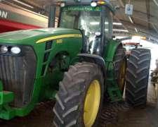Tractor John Deere 8430. 2008. 305 HP. 14000 HS.
