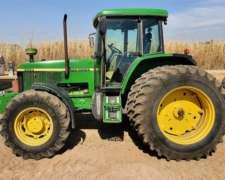 Tractor John Deere 7500 año 1997 en muy Buen Estado