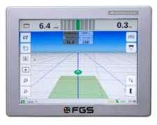 Monitor de Siembra, Control de Tasa y Corte X Secciones