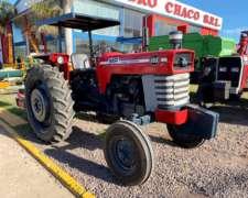 Tractor Massey Ferguson 155 con 3 Punto y Toma de Fuerza