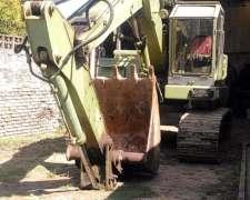 Excavadora Hidromac 115 - Servocomando