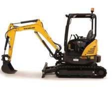 Miniexcavadora New Holland E26c - GRM