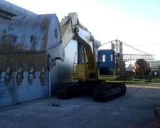 Excavadora S/orugas Komatsu PC 200l7- 20 TN- 1 M3