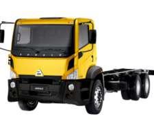 Camiones Agrale Modelo 14000 S 6x2