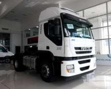 Camión Iveco Stralis Linea Ecoline 0 km