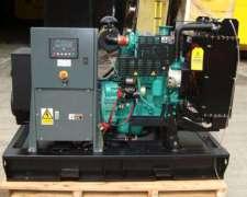 Grupos Electrogenos Industriales de 15 a 2000 KVA Diesel