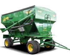 Tolva BMB 12 TT Semilla y Fertilizante