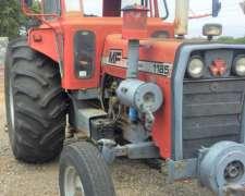 Massey Ferguson 1185, Doble Control Remoto, Buen Estado