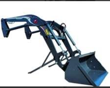 Cargador Frontal para Tractores de 20 a 40 HP