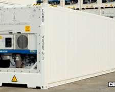 Reefers Containers Maritimos Refrigerados